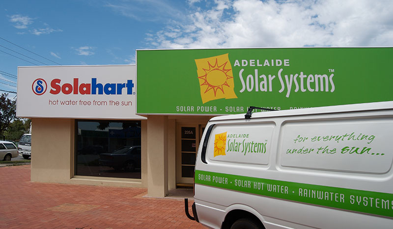 Adelaide Solar Systems Store
