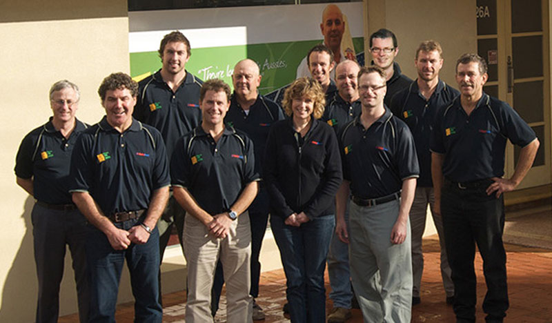 Adelaide Solar Systems Team