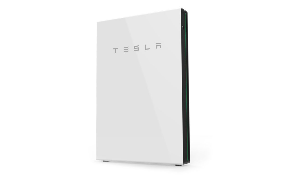Tesla Powerwall Unit