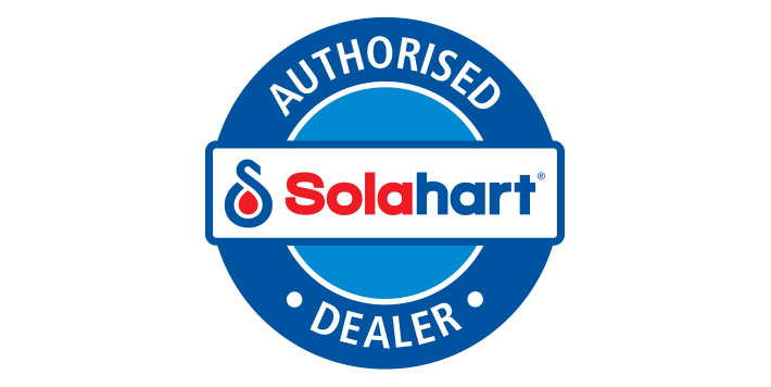 Authorised Solarhart Dealer